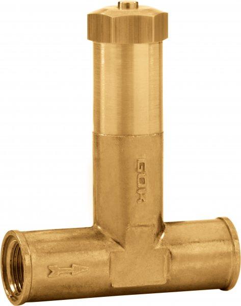 Druckausgleichsventil Typ DAV7P
