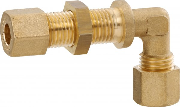 Winkel-Schottverschraubung Typ WSV-MS